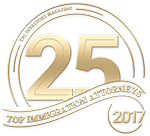Top 25 Immigration Attorneys