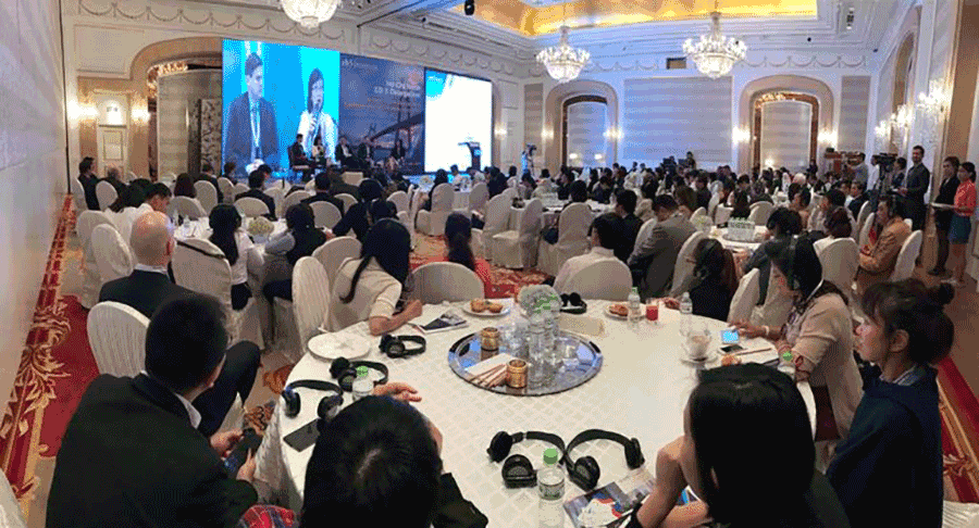 Ms. Jinhee Wilde, Principal and Managing Attorney of Wilde & Associates, is a featured speaker at the recent EB-5 conference held in Ho Chi Min City (Saigon) Vietnam